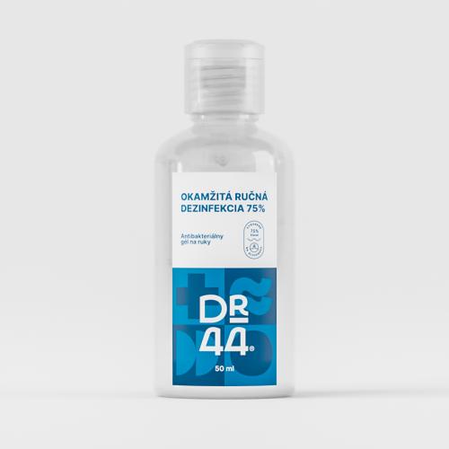 DR.44 Okamžitá ručná dezinfekcia 75%